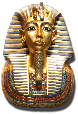 Tutankhamun mask repleca (By EAC)